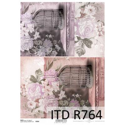Бумага рисовая ITD A4 - R764