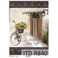 Бумага рисовая ITD A4 - R840