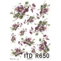 Бумага рисовая ITD A4 - R650