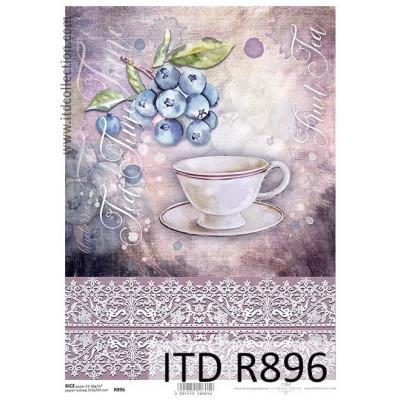 Бумага рисовая ITD A4 - R896