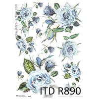 Бумага рисовая ITD A4 - R890