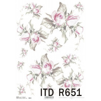 Бумага рисовая ITD A4 - R651