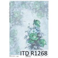 Бумага рисовая ITD A4 - R1268
