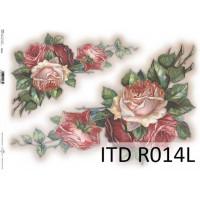 Бумага рисовая ITD A3 - R014L