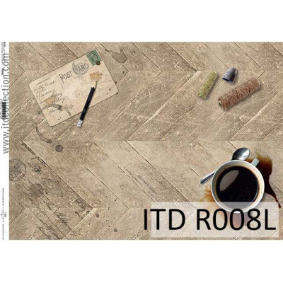 Бумага рисовая ITD A3 - R008L