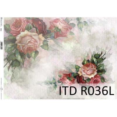 Бумага рисовая ITD A3 - R036L