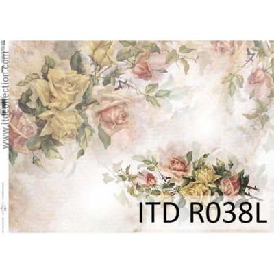 Бумага рисовая ITD A3 - R038L